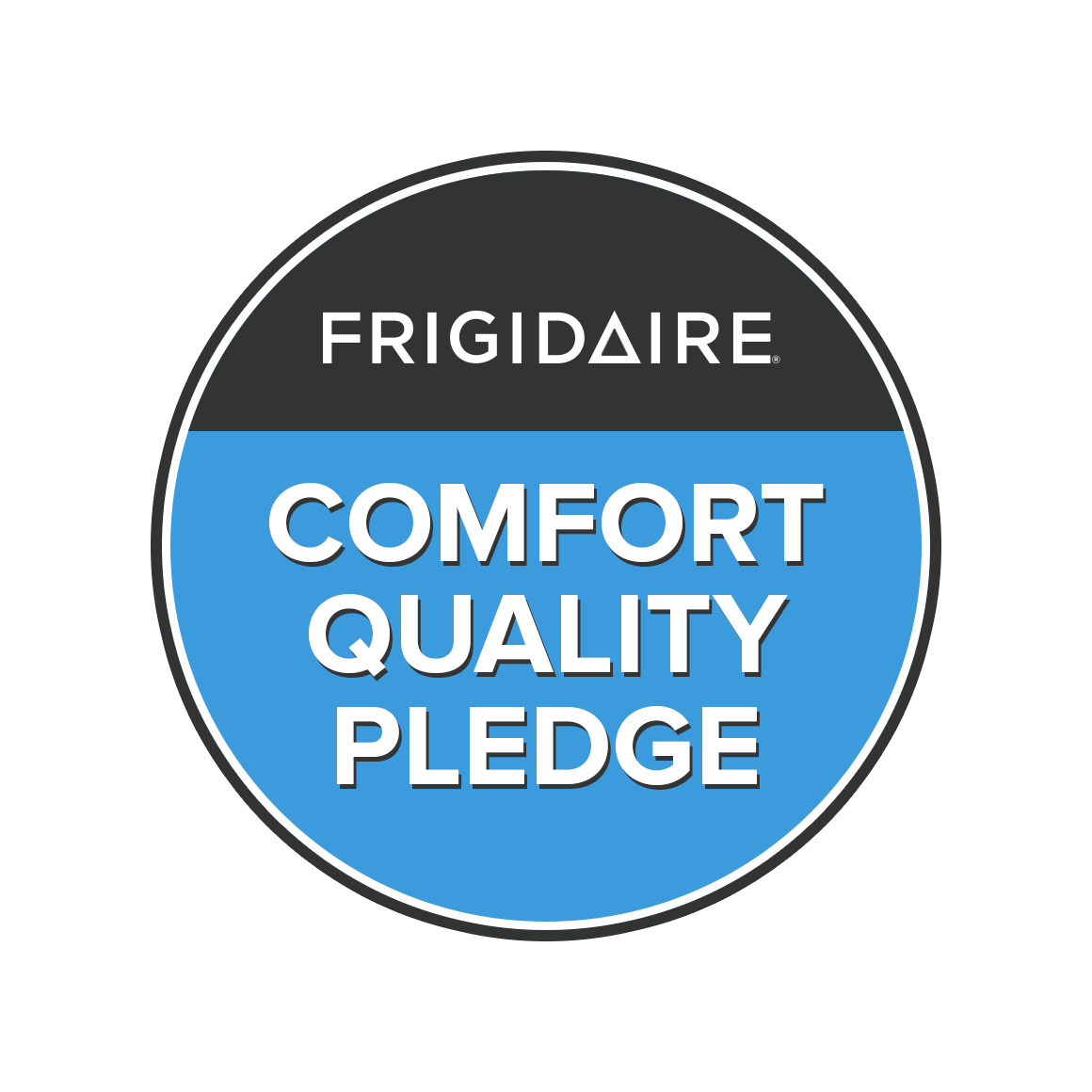 Frigi Badges Comfort Quality