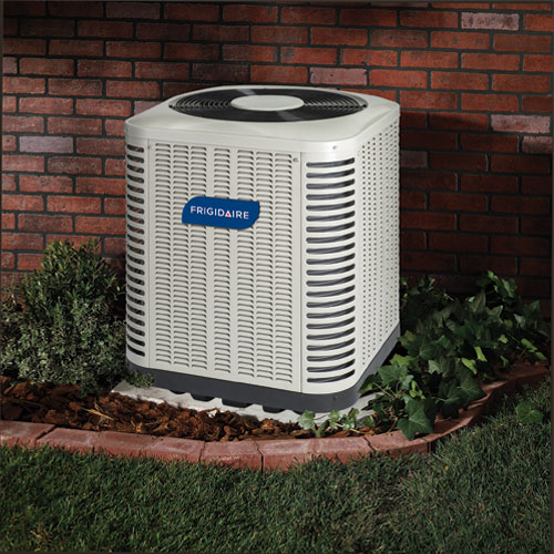 Fsa1bg 20 seer iq drive air conditioner frigidaire hvac for Innovative heating and air conditioning