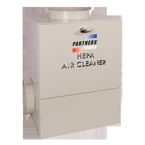 hepa wholehouse duct mount hepa air cleaner